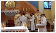 Parafia p.w. Najświętszej Rodziny w Małych Kozach - Odpust 2012, foto:T.Komędera